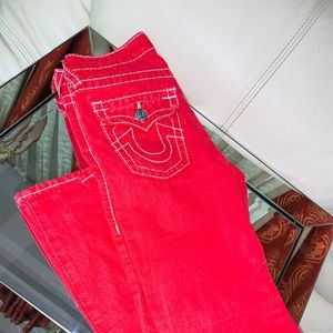 True religion kids jeans.
